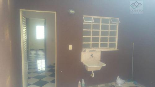sobrado com 2 dormitórios à venda, 85 m² por r$ 230.000 - jardim bela vista - mogi das cruzes/sp - so0073