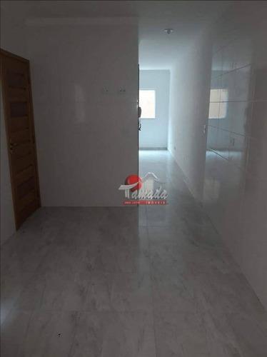 sobrado com 2 dormitórios à venda, 87 m² por r$ 310.000,00 - vila ré - são paulo/sp - so2804