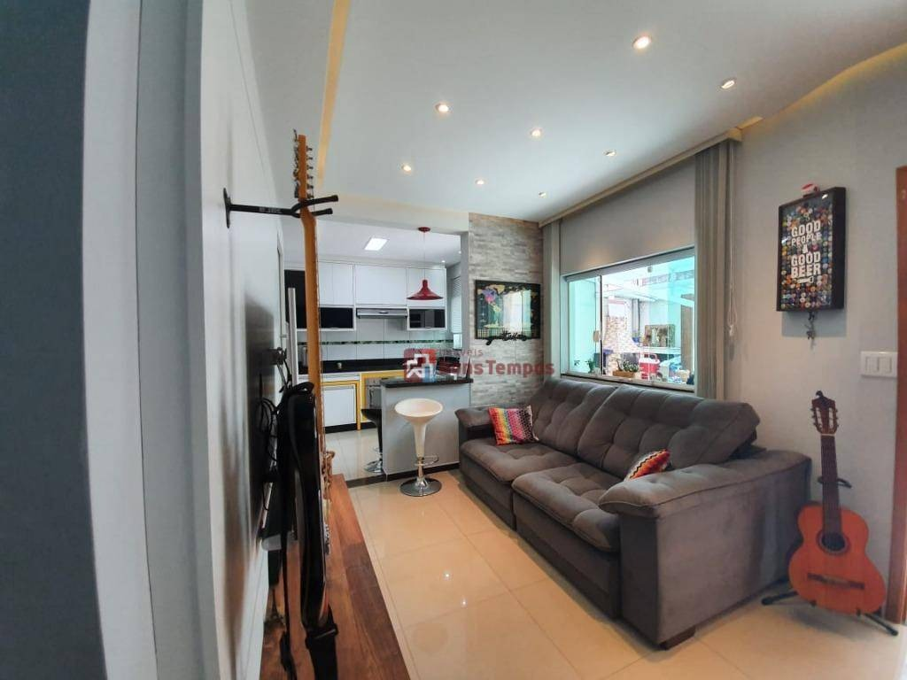 sobrado com 2 dormitórios à venda, 93 m² por r$ 370.000,00 - vila esperança - são paulo/sp - so2785