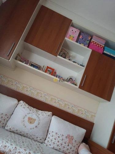 sobrado com 2 dormitórios à venda, 94 m² por r$ 310.000 - nova petrópolis - são bernardo do campo/sp - so0783