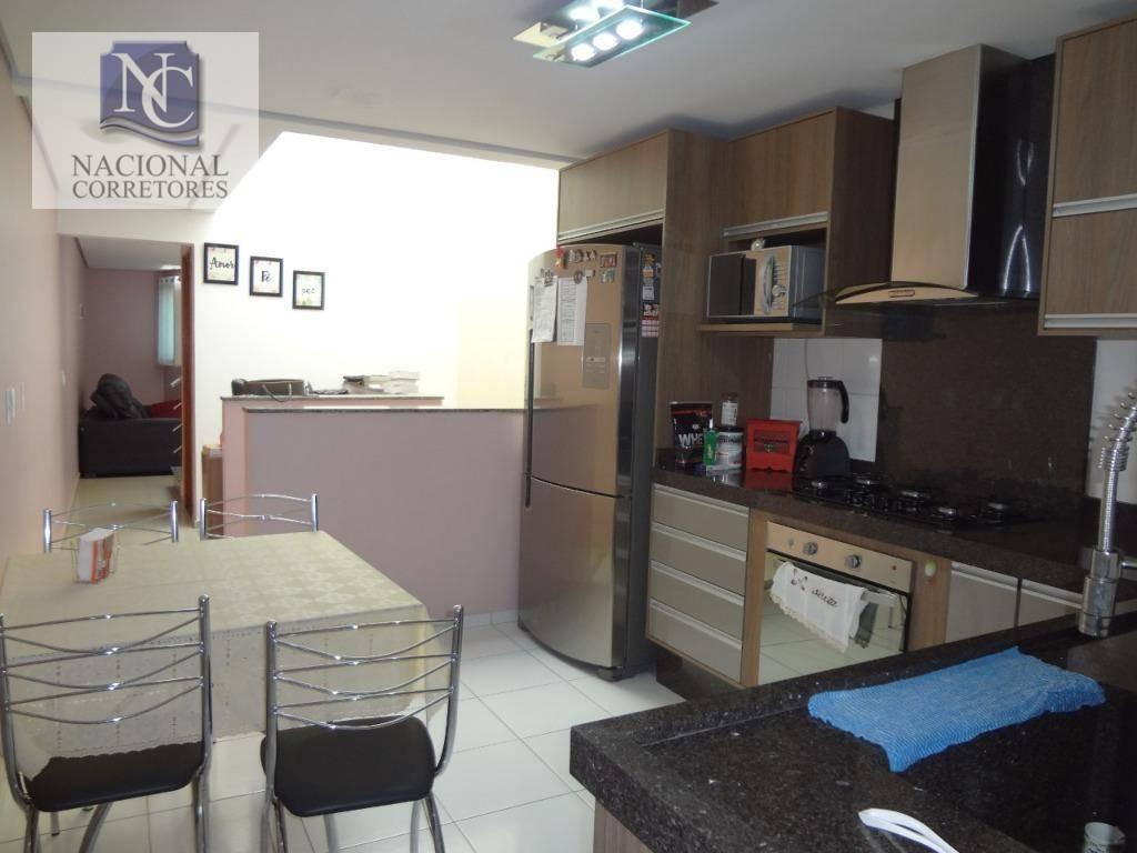 sobrado com 2 dormitórios à venda, 97 m² por r$ 390.000 - jardim rina - santo andré/sp - so3282