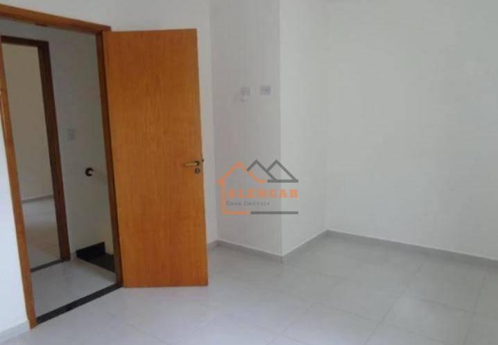 sobrado com 2 dormitórios à venda por r$ 265.000,00 - vila carmosina - são paulo/sp - so0139