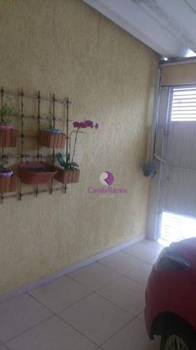 sobrado com 2 dormitórios à venda - vila camilópolis - santo andré/sp - so0405