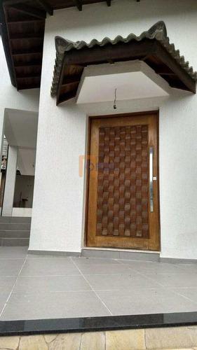 sobrado com 2 dorms, parque residencial itapeti, mogi das cruzes - r$ 1.100.000,00, 230m² - codigo: 1436 - v1436