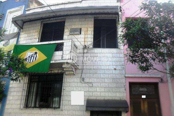 sobrado com 2 dorms, vila belmiro, santos - r$ 460 mil, cod: 2301 - v2301