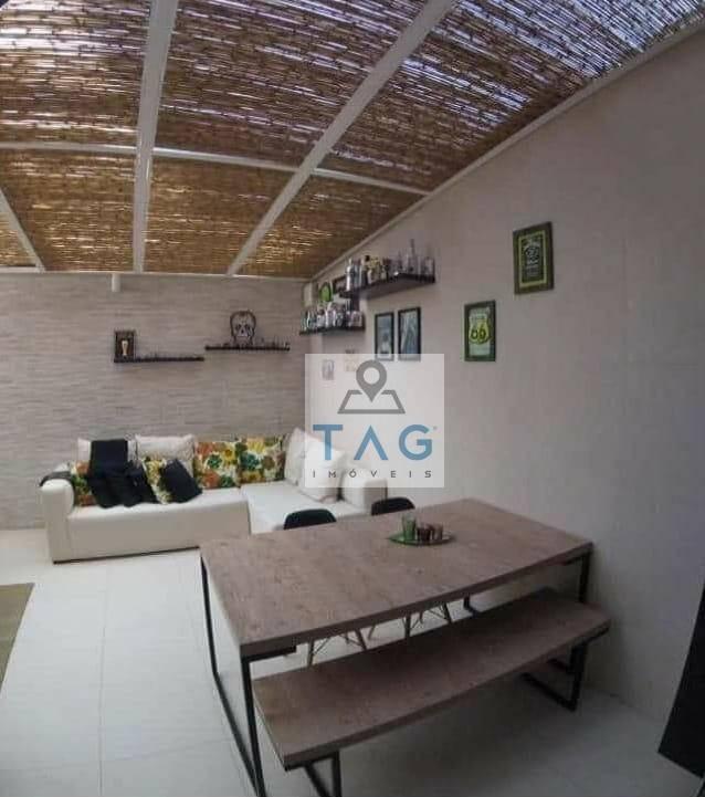 sobrado com 3 dormitórios (1 suíte), 2 vagas garagem, venda, parque rural fazenda santa cândida, campinas/sp. - so0027