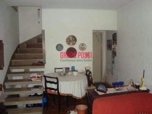 sobrado com 3 dormitórios - 1 vaga - sa5399
