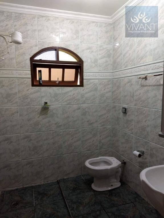 sobrado com 3 dormitórios, 210 m² - venda por r$ 470.000,00 ou aluguel por r$ 1.500,00/mês - cidade edson - suzano/sp - so0161