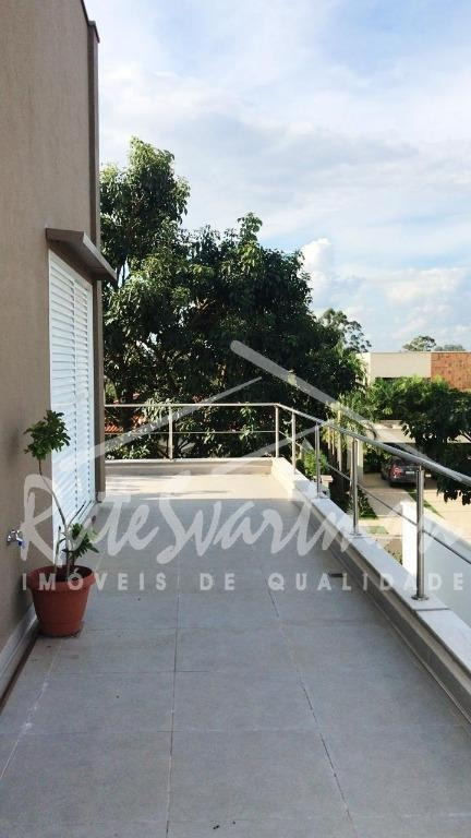sobrado com 3 dormitórios, 280 m² - residencial estância eudóxia - campinas/sp - ca3353