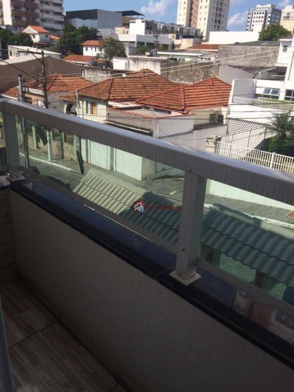 sobrado com 3 dormitórios 3 suites, 2 vagas, na garagem à venda, 90 m² por r$ 429.900.00 - penha - são paulo/sp - so2746