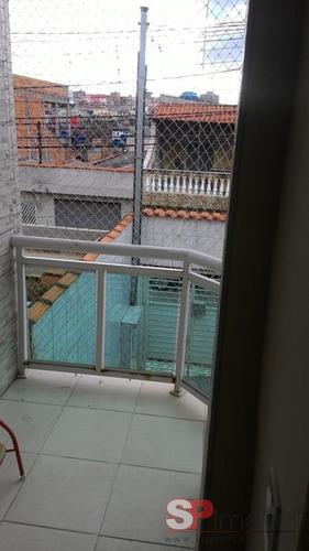 sobrado com 3 dormitórios 3 wcs, 2 vagas varanda ótimo preço