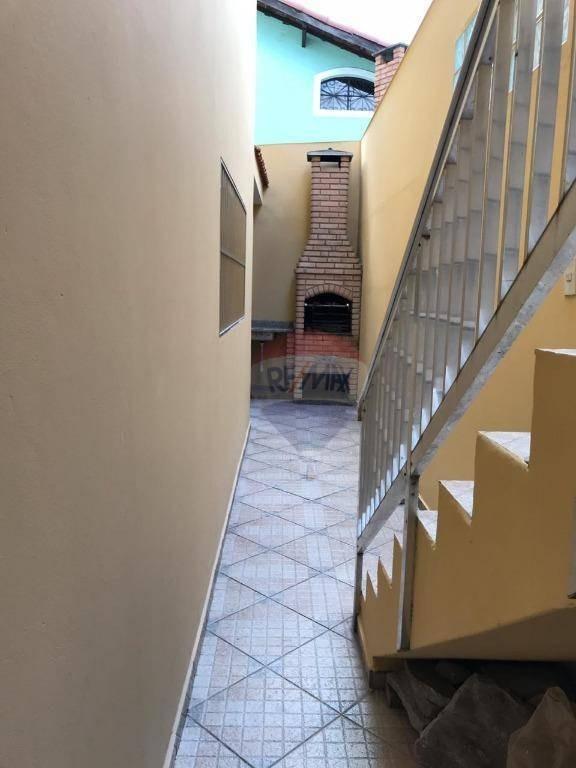 sobrado com 3 dormitórios para alugar, 140 m² por r$ 2.500/mês - bortolândia - são paulo/sp - so0291