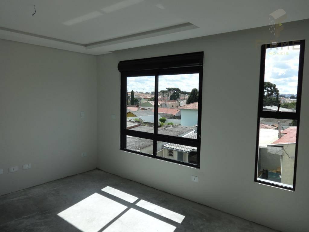 sobrado com 3 dormitórios para alugar, 143 m² por r$ 2.600,00/mês - boqueirão - curitiba/pr - so0152