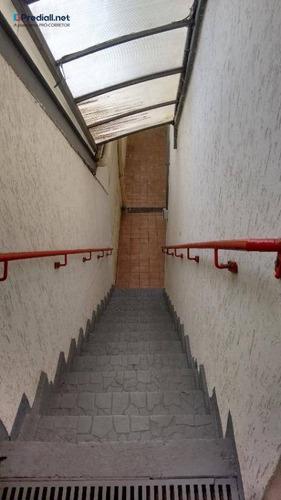 sobrado com 3 dormitórios para alugar, 250 m² por r$ 2.500/mês - tucuruvi - são paulo/sp - so0954