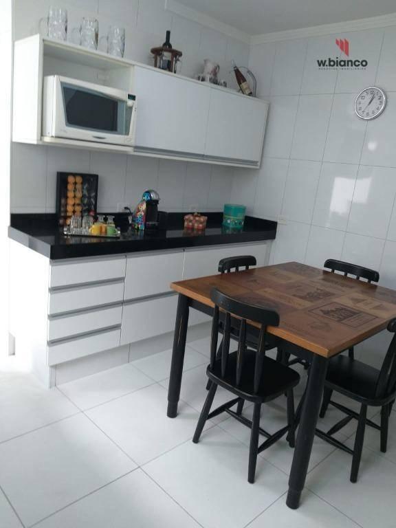 sobrado com 3 dormitórios , sendo 1 suite à venda, 188 m² - nova petrópolis - são bernardo do campo/sp - so0452