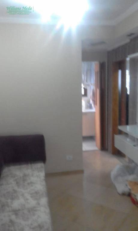 sobrado com 3 dormitórios à venda, 100 m² por r$ 420.000 - vila galvão - guarulhos/sp - so1448