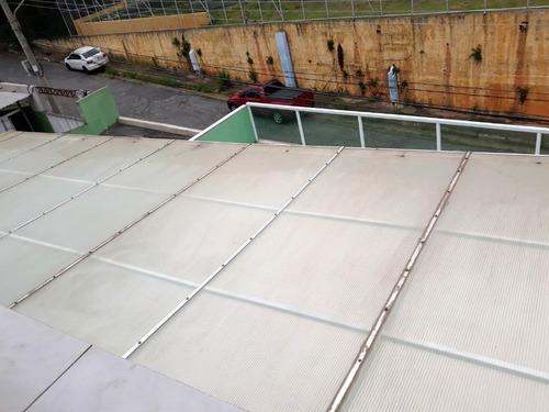 sobrado com 3 dormitórios à venda, 100 m² por r$ 530.000 - jardim regina - são paulo/sp - so0446