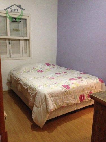 sobrado com 3 dormitórios à venda, 100 m² por r$ 950.000 - parque continental - são paulo/sp - so0943