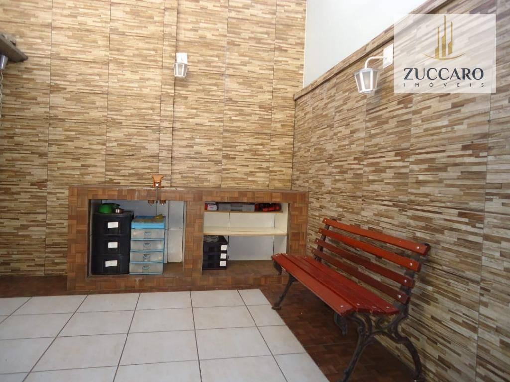 sobrado com 3 dormitórios à venda, 101 m² por  - parque renato maia - guarulhos/sp - so3701