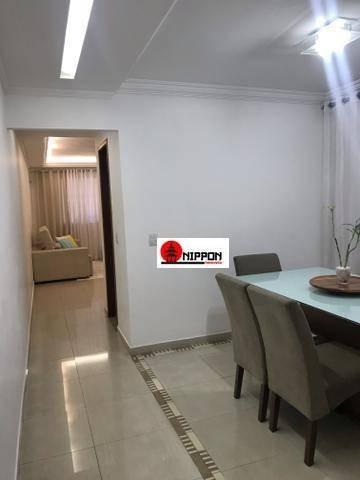 sobrado com 3 dormitórios à venda, 101 m² por r$ 480.000 - picanco - guarulhos/sp  estuda permuta no bosque ventura - so0285