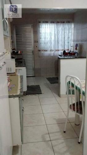 sobrado com 3 dormitórios à venda, 110 m² por r$ 270.000 - conjunto residencial sitio oratório - são paulo/sp - so3238