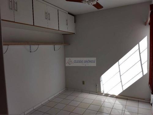 sobrado com 3 dormitórios à venda, 110 m² por r$ 280.000,00 - jardim kennedy - cuiabá/mt - so0113