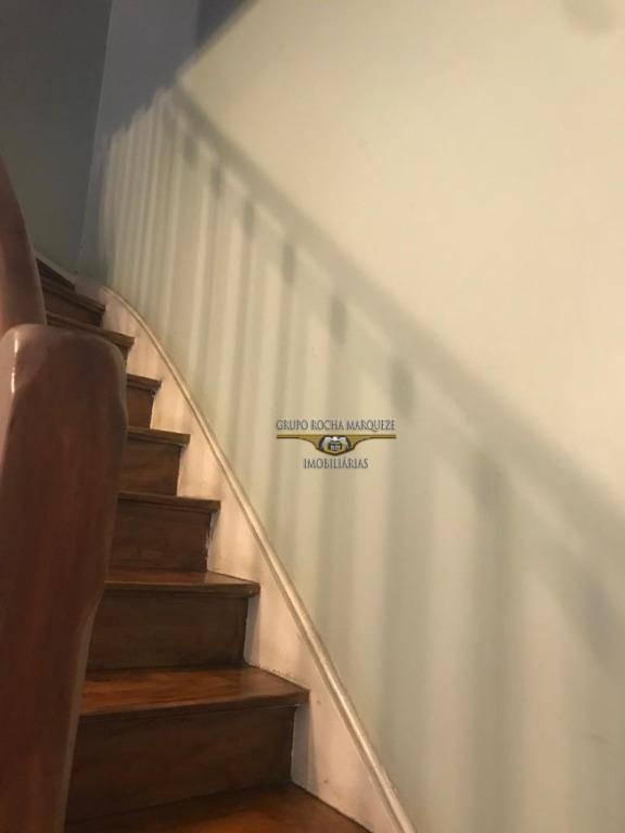 sobrado com 3 dormitórios à venda, 110 m² por r$ 415.000,00 - belenzinho - são paulo/sp - so1307