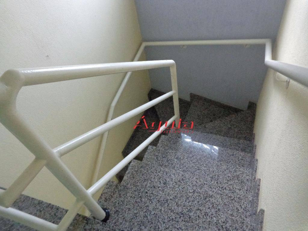 sobrado com 3 dormitórios à venda, 112 m² por r$ 360.000,00 - jardim santo antônio - santo andré/sp - so0358