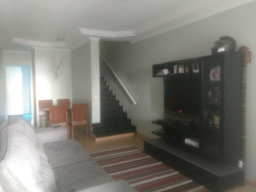sobrado com 3 dormitórios à venda, 119 m² - cidade patriarca - são paulo/sp - so2812