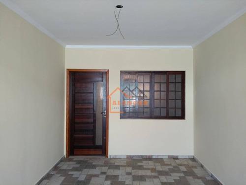 sobrado com 3 dormitórios à venda, 120 m² por r$ 400.000 - vila carmosina - são paulo/sp - so0091