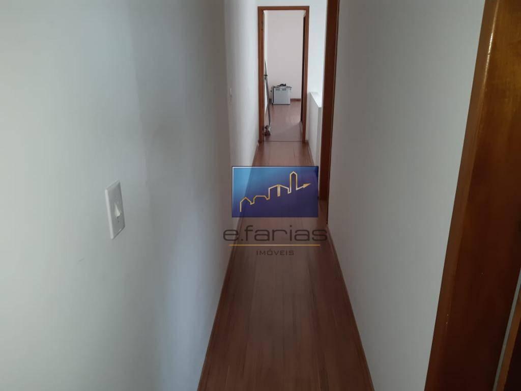 sobrado com 3 dormitórios à venda, 121 m² por r$ 580.000,00 - vila matilde - são paulo/sp - so0370