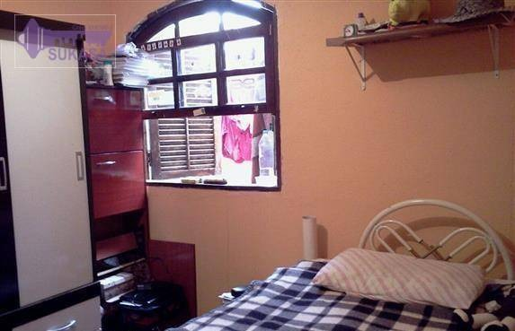 sobrado com 3 dormitórios à venda, 124 m² por r$ 340.000,00 - vila camilópolis - santo andré/sp - so0017