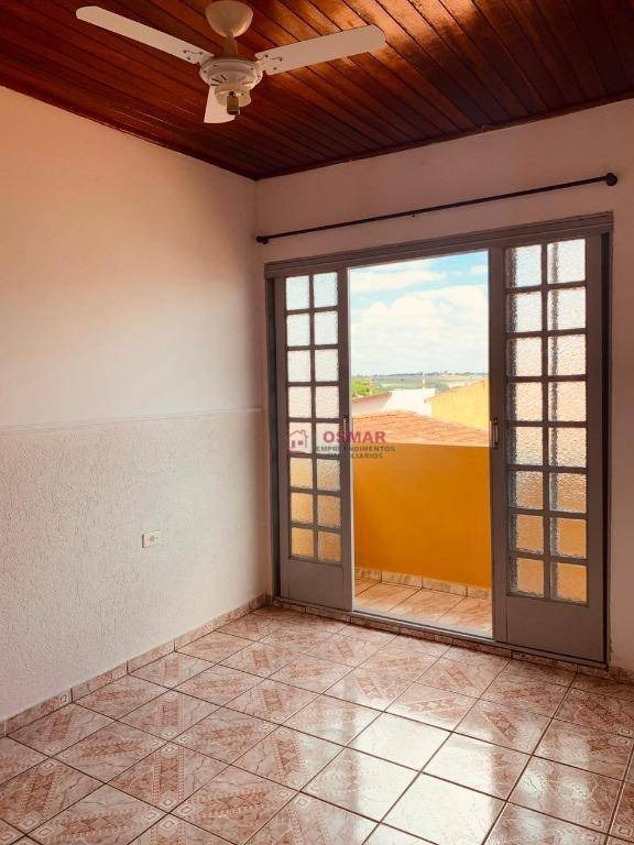 sobrado com 3 dormitórios à venda, 125 m² por r$ 370.000 - parque da amizade (nova veneza) - sumaré/sp - so0086