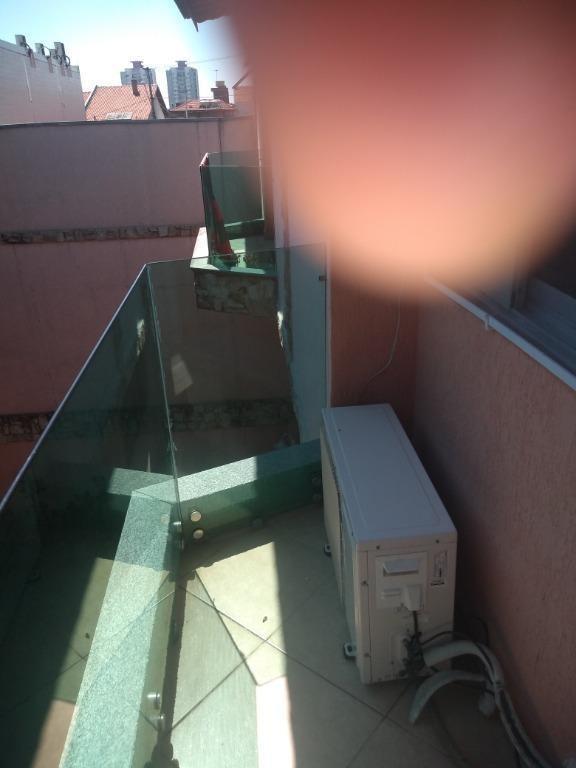 sobrado com 3 dormitórios à venda, 125 m² por r$ 410.000,00 - penha de frança - são paulo/sp - so14878