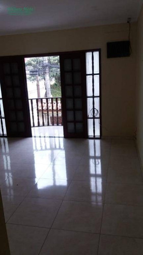 sobrado com 3 dormitórios à venda, 125 m² por r$ 420.000 - vila são joão - guarulhos/sp - so1457