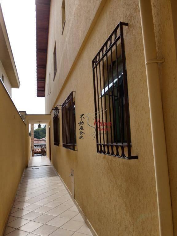 sobrado com 3 dormitórios à venda, 125 m² por r$ 780.000,00 - parque são domingos - são paulo/sp - so0337