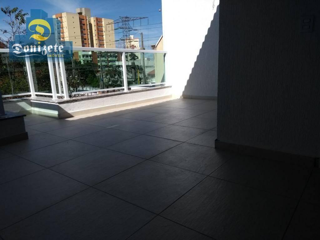 sobrado com 3 dormitórios à venda, 126 m² por r$ 560.000,10 - campestre - santo andré/sp - so0403