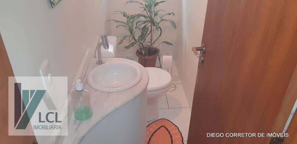 sobrado com 3 dormitórios à venda, 126 m² por r$ 639.900,00 - parque assunção - taboão da serra/sp - so0015