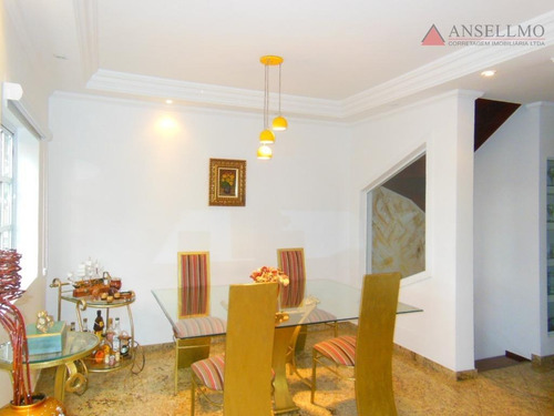 sobrado com 3 dormitórios à venda, 128 m² por r$ 890.000,00 - demarchi - são bernardo do campo/sp - so0382