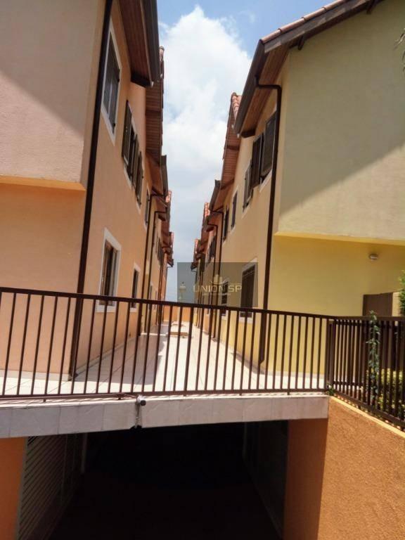 sobrado com 3 dormitórios à venda, 129 m² por r$ 580.000,00 - butantã - são paulo/sp - so4268