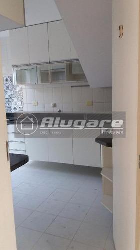 sobrado com 3 dormitórios à venda, 130 m² por r$ 550.000 - vila endres - guarulhos/sp - so0245