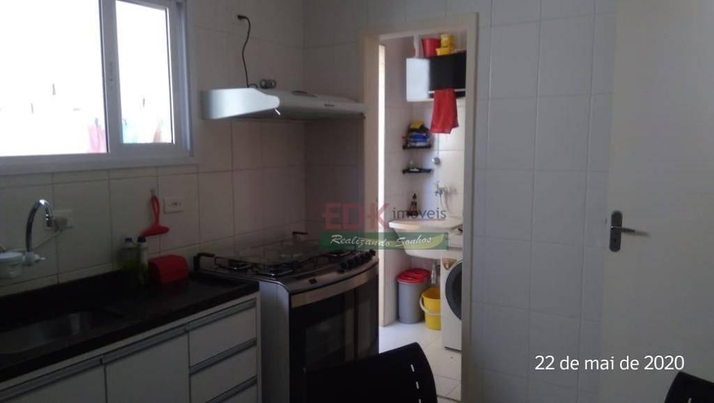 sobrado com 3 dormitórios à venda, 131 m² por r$ 360.000,00 - bairro dos guedes - tremembé/sp - so0961