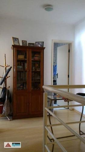 sobrado com 3 dormitórios à venda, 134 m² por r$ 590.000 - vila carrão - são paulo/sp - so1293