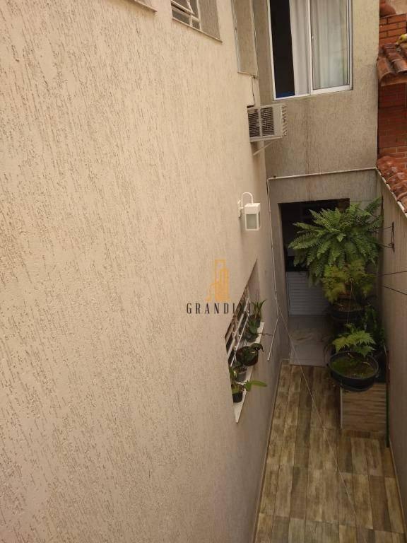 sobrado com 3 dormitórios à venda, 137 m² por r$ 636.000,00 - jardim hollywood - são bernardo do campo/sp - so0117