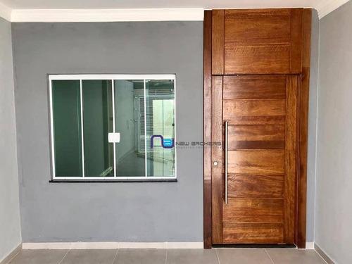 sobrado com 3 dormitórios à venda, 138 m² por r$ 590.000 - vila carrão - são paulo/sp - so1064