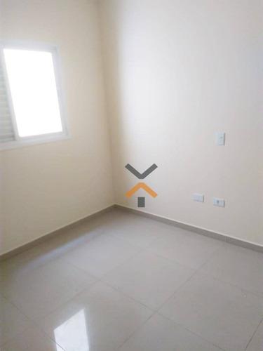 sobrado com 3 dormitórios à venda, 139 m² por r$ 480.000 - vila alzira - santo andré/sp - so0009
