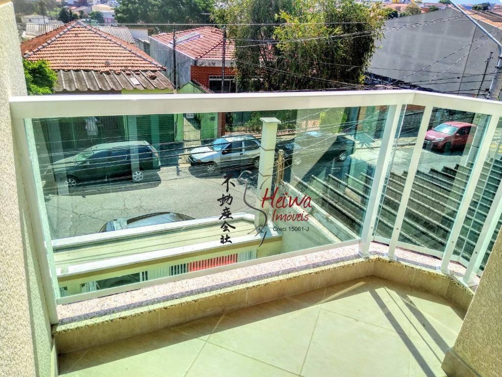 sobrado com 3 dormitórios à venda, 140 m² por r$ 740.000 - parque são domingos - são paulo/sp - so0561