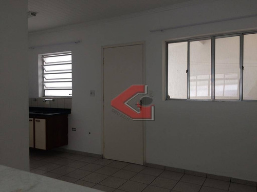 sobrado com 3 dormitórios à venda, 148 m² por r$ 460.000,00 - jardim do mar - são bernardo do campo/sp - so1023