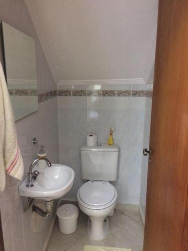 sobrado com 3 dormitórios à venda, 148 m² - rudge ramos - são bernardo do campo/sp - so18712
