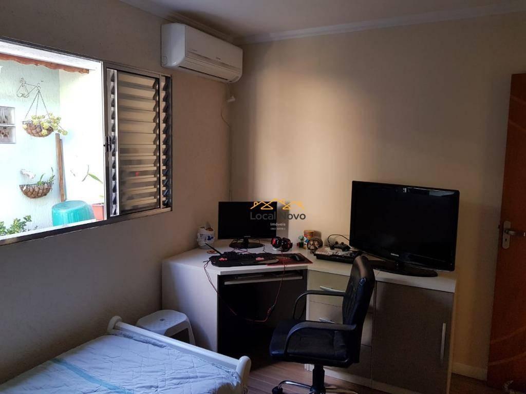 sobrado com 3 dormitórios à venda, 150 m² - jardim leila - guarulhos/sp - so0215